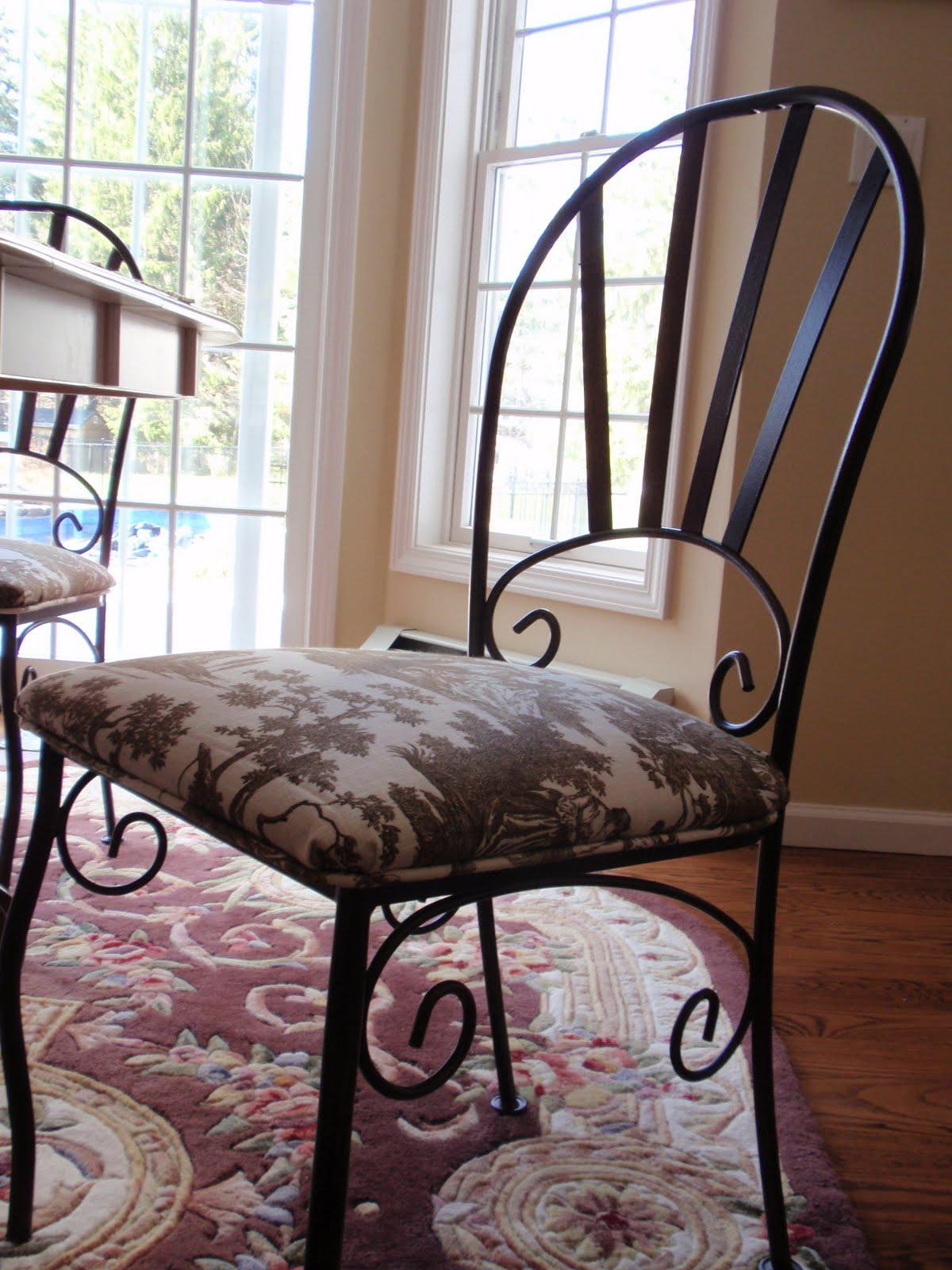 Diy By Design Recovering Dining Chairs