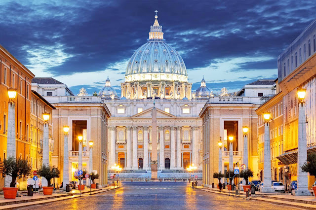 Vatican, catholic church