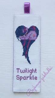 Zakładka do książki Twilight Sparkle – Twilight bookmark