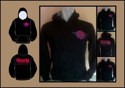 Hoodie (Sweater Kupluk) PHEKERS COMMUNITY