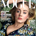 Adele Looks Flawless On The Cover Of Vogue March Issue - Photos