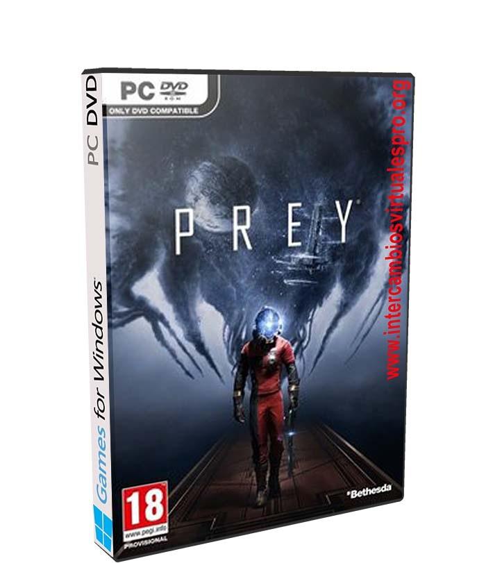 Prey poster box cover