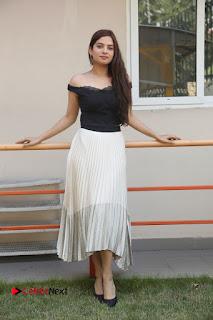 Telugu Actress Tanya Hope Stills at Appatlo Okadundevadu Audio Launch  0276.JPG