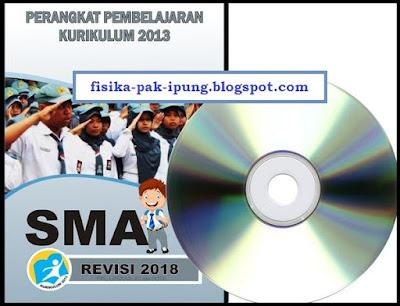 RPP SMA/MA Kurikulum 2013 Revisi 2018 Kelas X XI XII