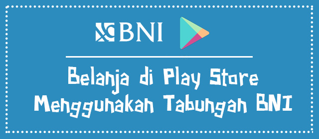 Zinetic Belanja Di Google Playstore Menggunakan Vcn Bni