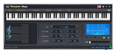 5 Aplikasi Piano Terbaik Di Laptop