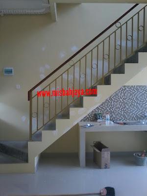 Reling tangga kreo tanggerang