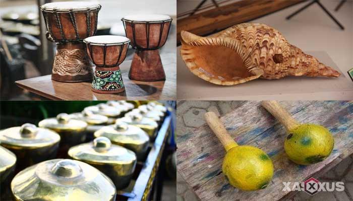 14 Alat Musik Maluku Beserta Gambar, Nama, Cara Memainkan, dan Penjelasannya