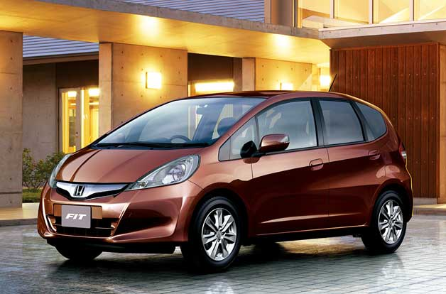 2012 Honda Fit - Subcompact Culture