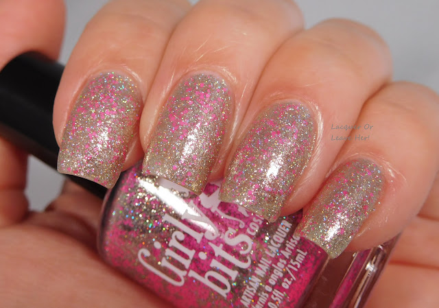 Girly Bits Cosmetics Sequins & Satin Pants