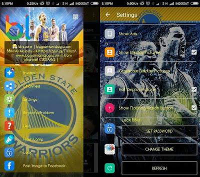 BBM Whatsapp Mod V.2 .12.1.9 tp3 Terbaru 2016