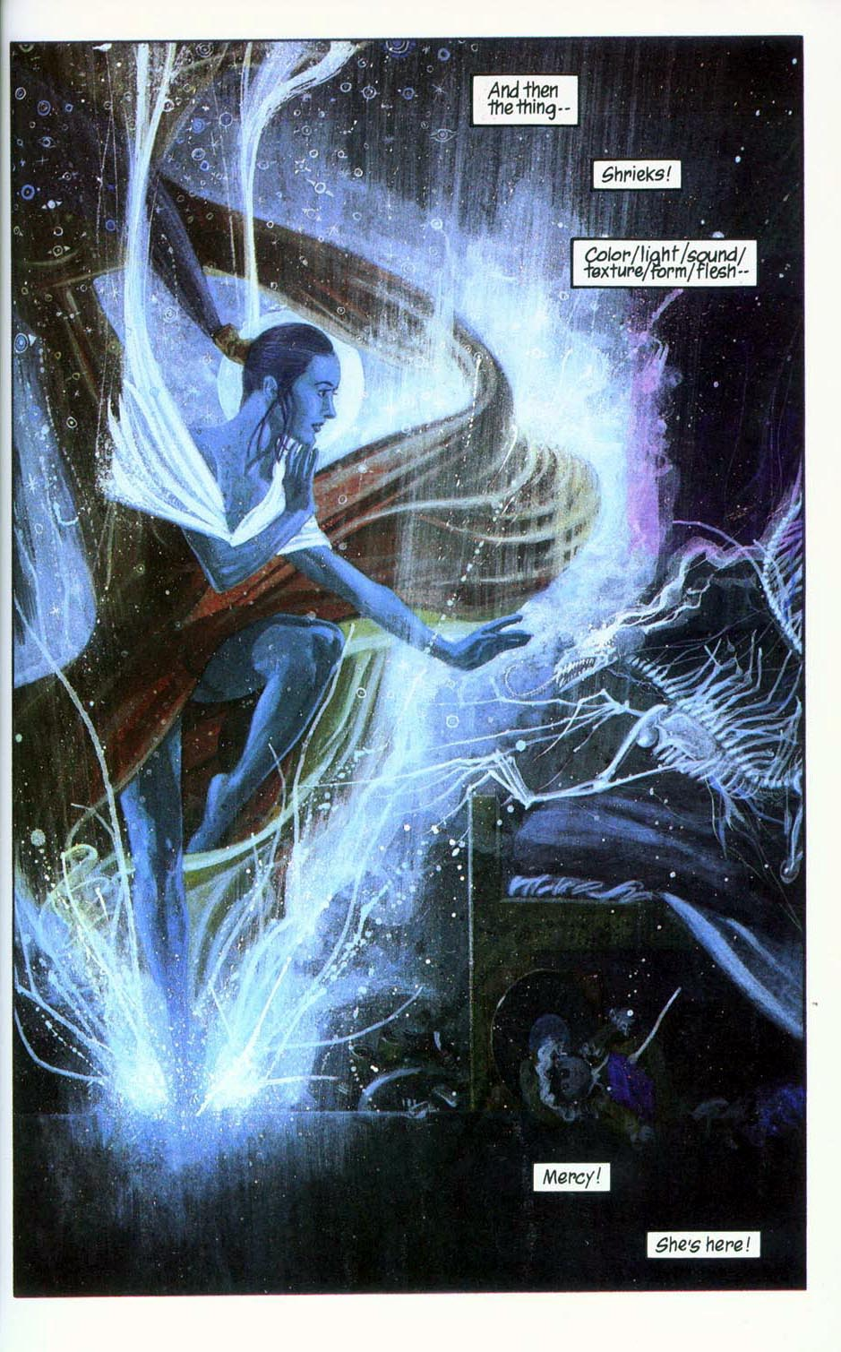 Read online Mercy comic -  Issue # Full - 20