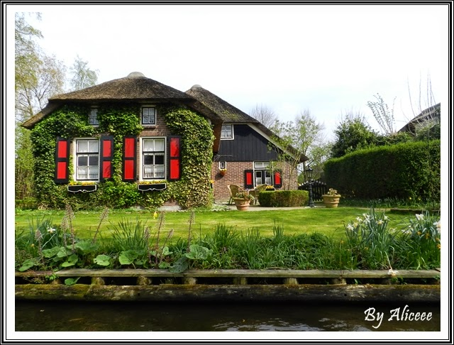 Giethoorn-venetia-olandei-canale