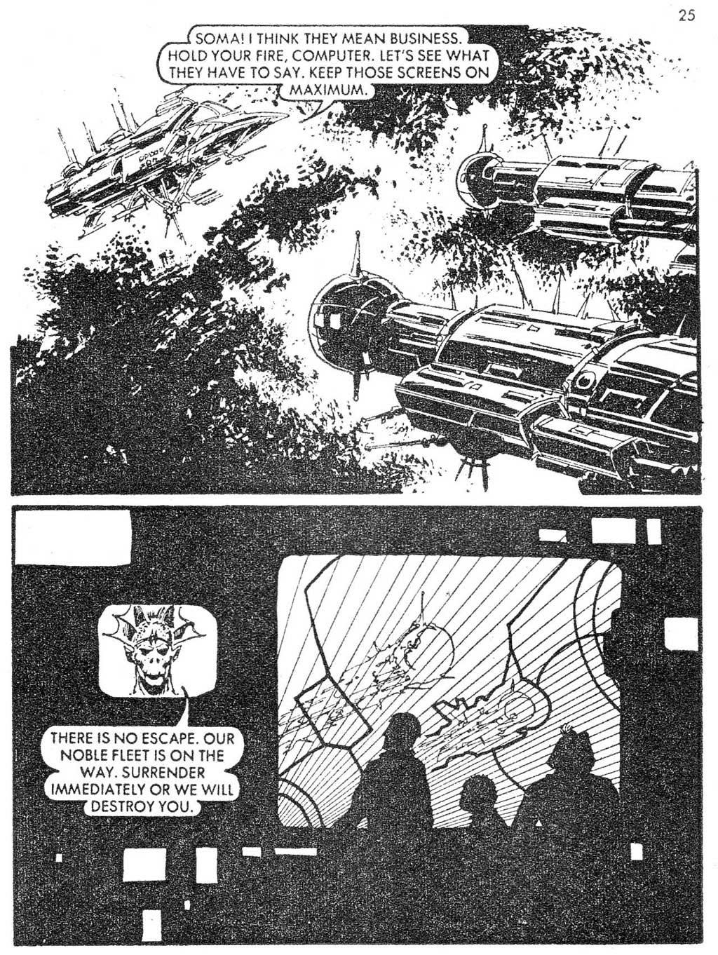 Starblazer issue 16 - Page 25