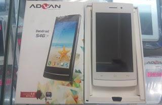 Firmware Advan S4G