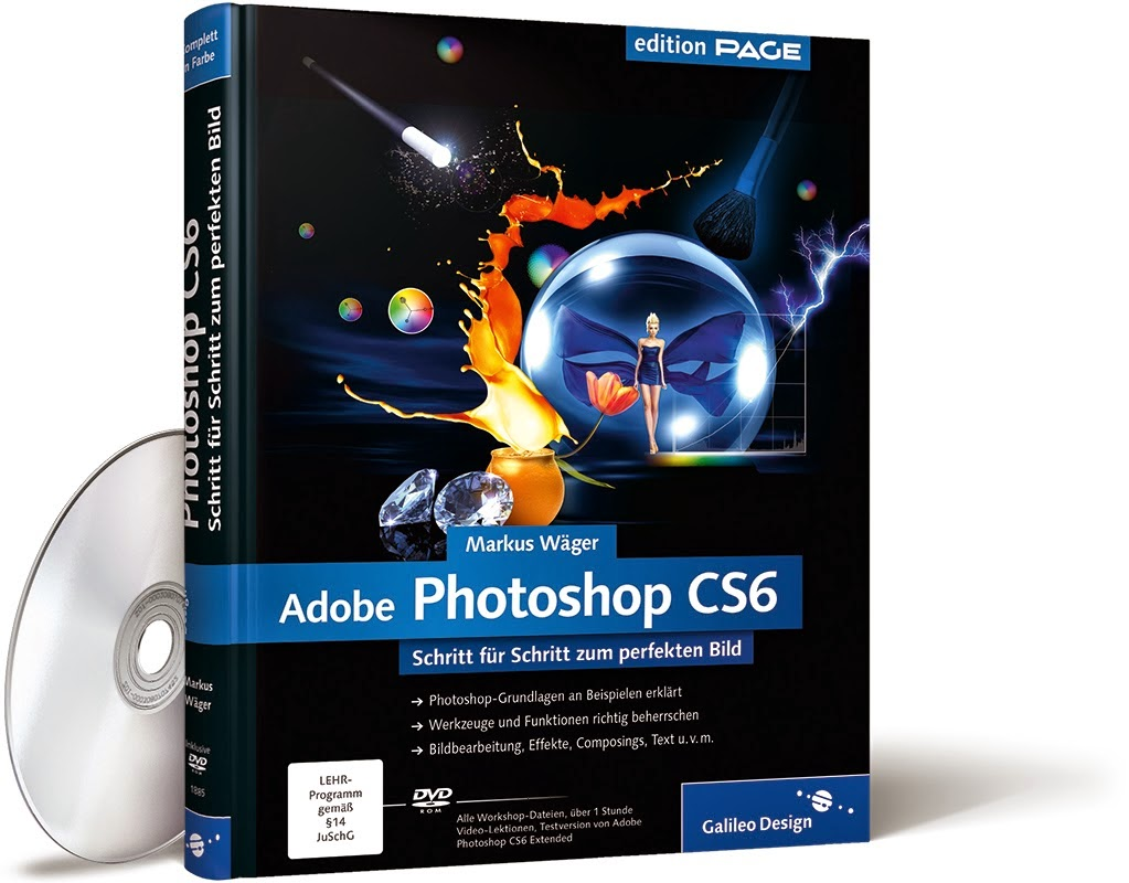 Adobe Photoshop CS6 Extended Final Full Patch