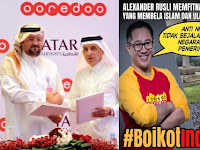 Ooredoo Qatar Justru Begitu Membela Agama dan Ulama, Kenapa Disini Sebaliknya?