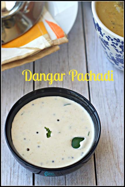 Daangar Pachadi