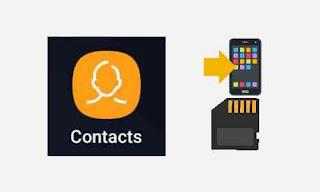 Backup kontak di android