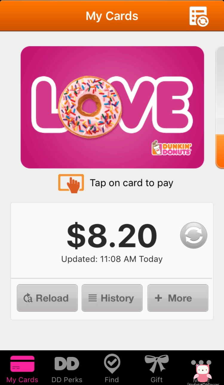 This Post is Just Too Sweet - Dunkin' Donuts Pistachio Flavored ...