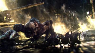 ☆ 數 位 夢 想 ☆ Digital Dream: Resident Evil:Damnation 惡靈古堡 CG 動畫:詛咒 / 生化危機:詛咒 推薦!