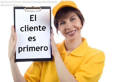 Servicio Al Cliente En La Estrategia de Tu Negocio