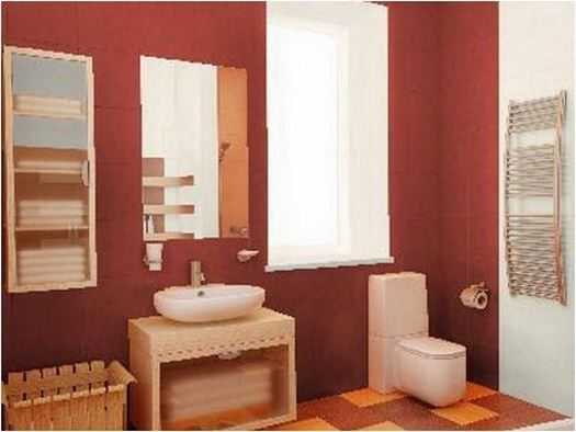 Bathroom Purple color Applications