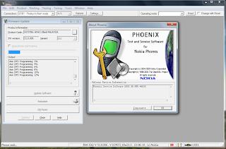 Nokia Phoenix Service Software