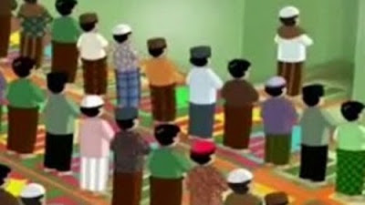 Do'a Niat Sholat Sunat Idul Adha