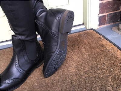 My Midlife Fashion, Jones Bootmaker Liverpool Ankle Boots
