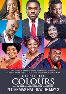 CLUSTERED COLOURS MOVIE STORMS CINEMAS NATIONWIDE ON MAY 3  