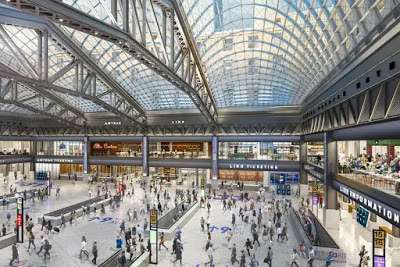Penn Station Farley Complex | Moynihan Train Hall