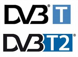 Segnale DVB-T2
