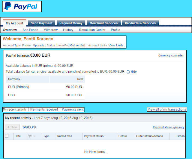 How to make Paypal Account In Pakistan & Other Banned Countries 2015