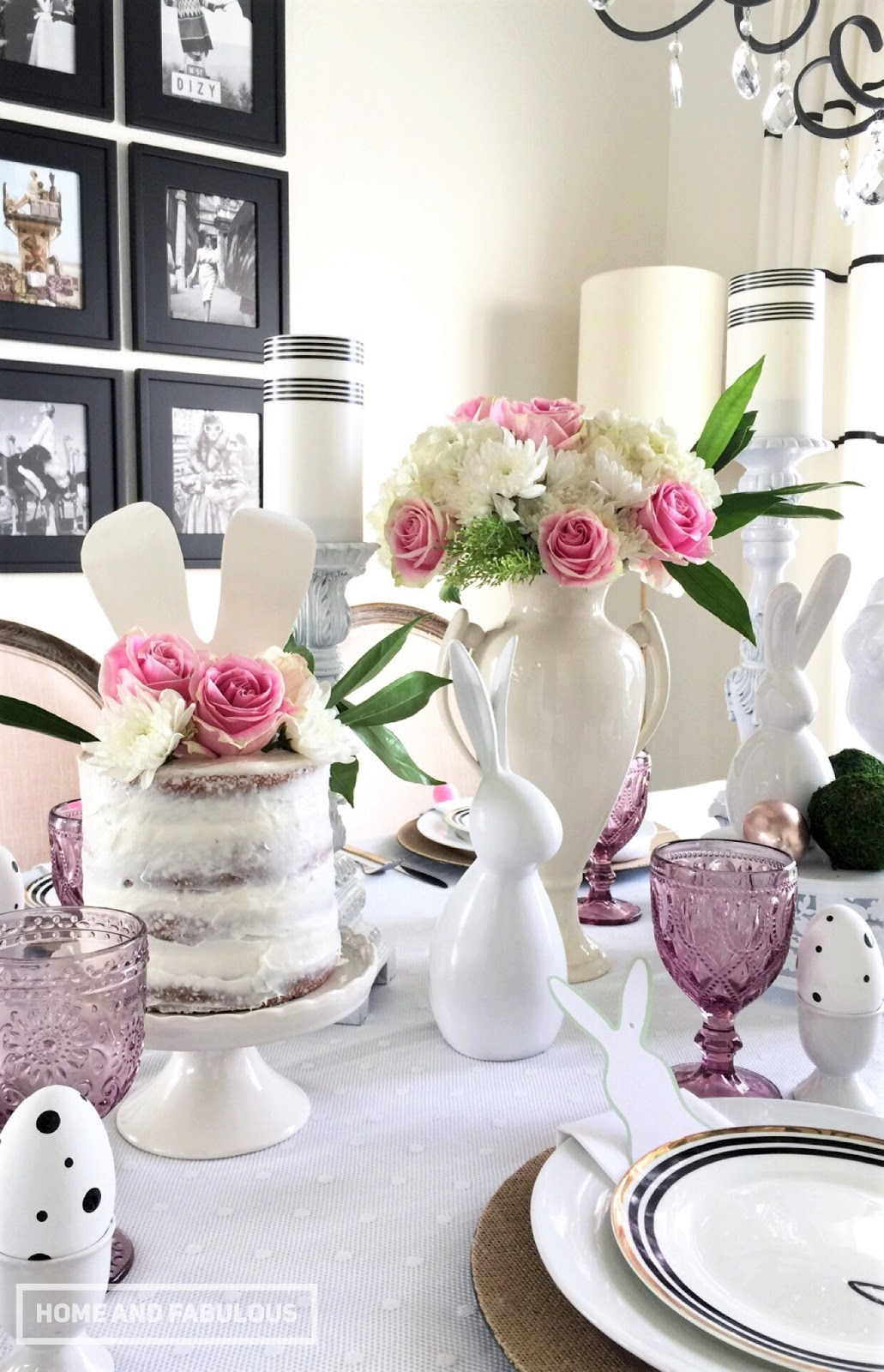 Home and Fabulous: 14 IDEAS TO STYLE YOUR HOME FOR SPRING