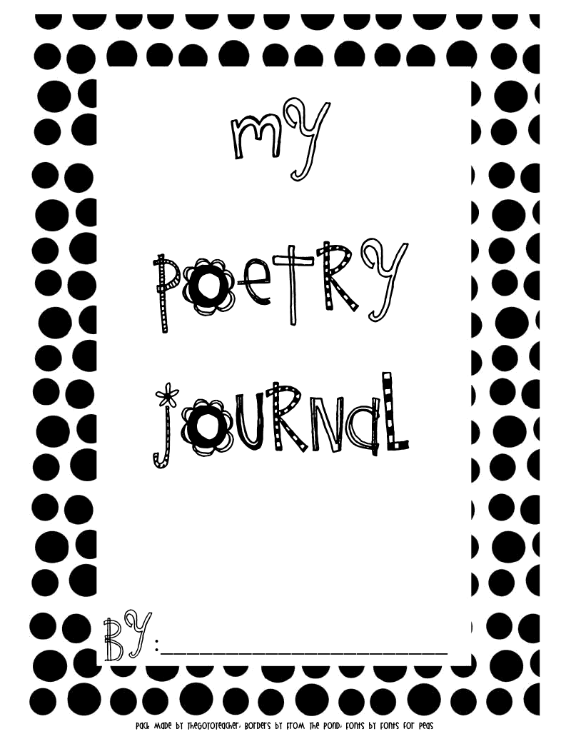 The Go To Teacher: Poetry and Ponderings