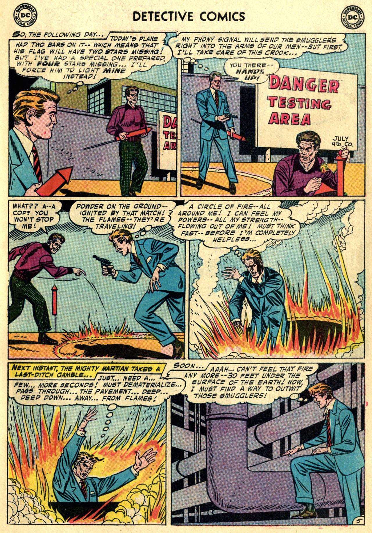 Read online Detective Comics (1937) comic -  Issue #247 - 31