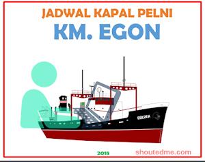 Jadwal Kapal Pelni Egon Bulan Desember 2018