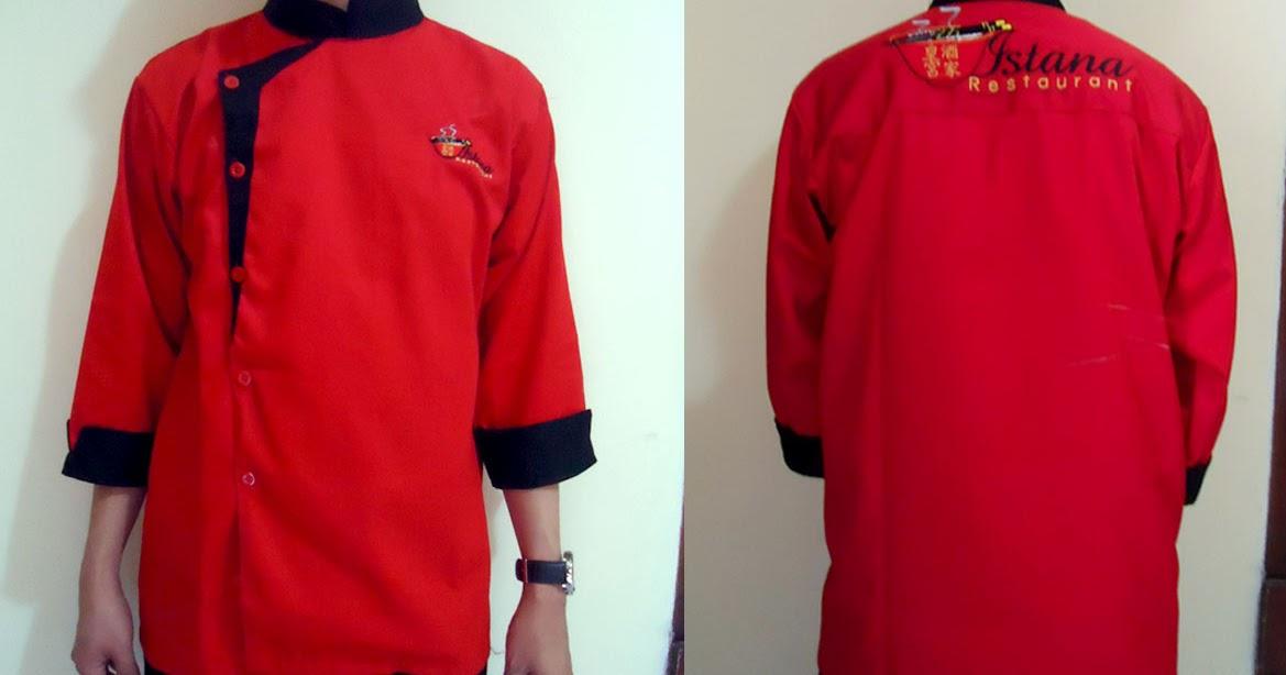 Indah seragam istana chinese restaurant mojokerto for Baju uniform spa