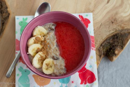 Porridge, Haferbrei, Oatmeal