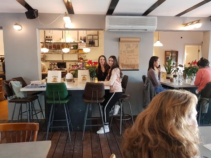 גוטל'ה – בית קפה ביסטרו מומלץ עם תוצרת מקומית באבן יהודה