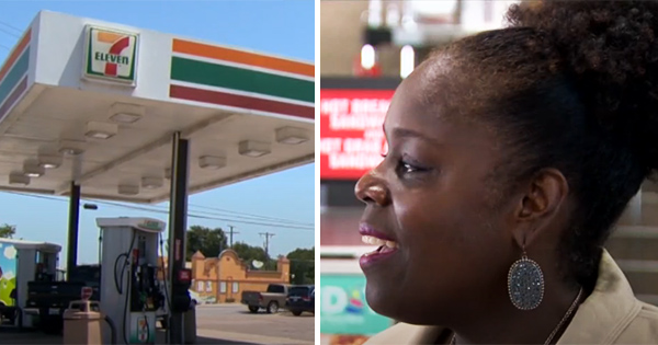 Kim Eboreime, Black woman 7-Eleven franchise owner in Texas
