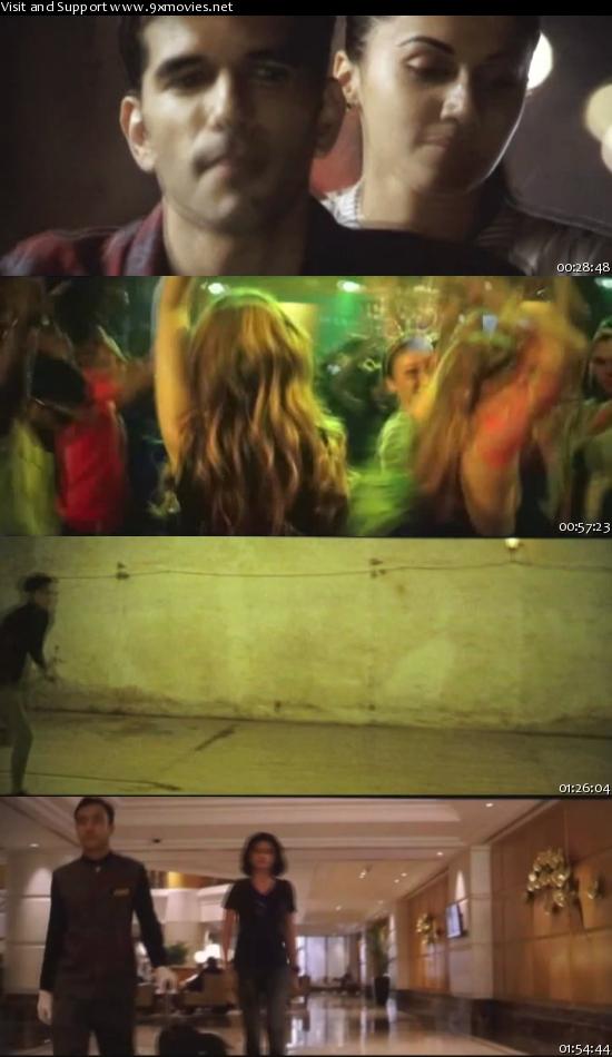 Naam Shabana 2017 Hindi DVDScr x264 850MB