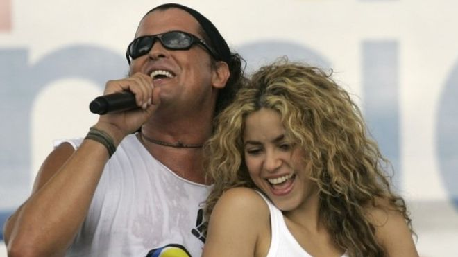 Pop stars Shakira and Vives accused of plagiarism
