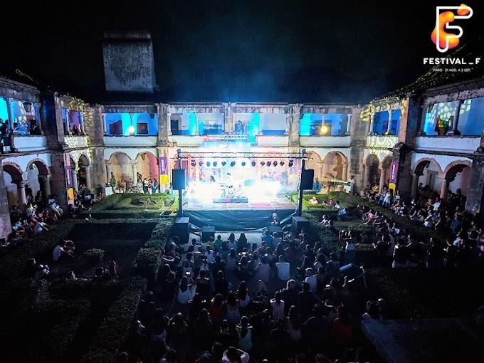 Festival F, la gran cita del final del verano