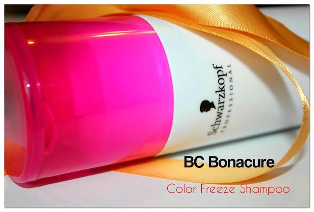 Отзыв: Шампунь для блондинок, придающий серебристый оттенок волосам BC Color Freeze Silver Shampoo от Schwarzkopf Professional.