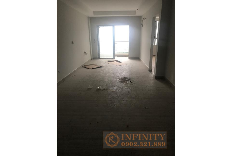 Bán căn hộ trống nội thất tại The EverRich Infinity Q5 - tổng thể căn hộ