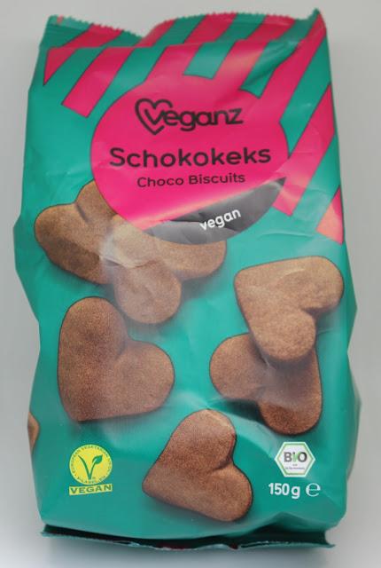 IMG 2421 - Snack Time! Veganz koekjes