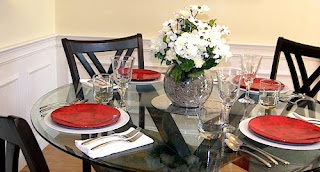 Dining Room Staging Ideas