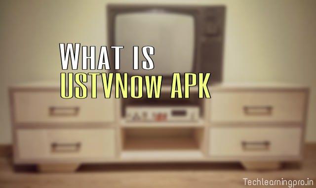 USTVnow apk
